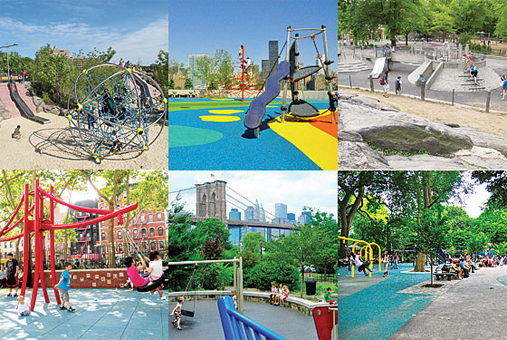 Nyc S Best Playgrounds Freshkills Park Alliance