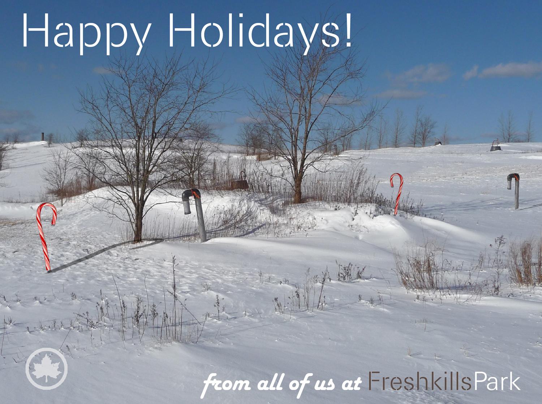 2012 Freshkills Holiday Card-sm