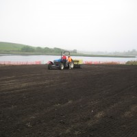 Site grading and fill