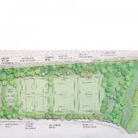 Owl Hollow Fields Schematic Plan