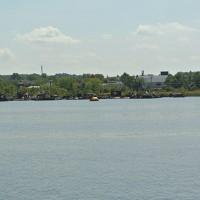 Freshkills Park Ship Graveyard