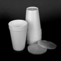 Styrofoam cups