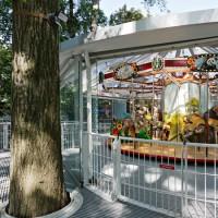 Staten Island Zoo Carousel
