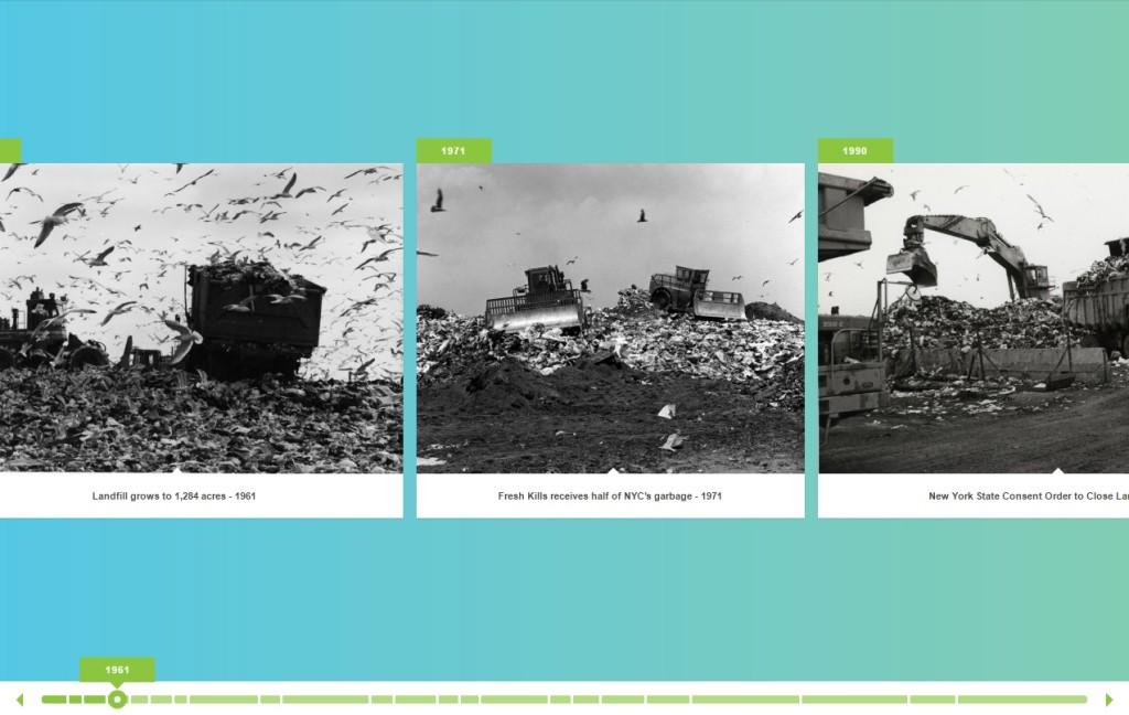 Landfill-to-Park Timeline