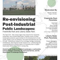 Freshkills Park USFS Rutgers Symposium