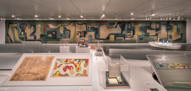 Burle Marx_installation View