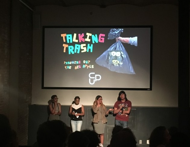 CUP - Talking Trash