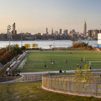 Bushwick Park by Kiss Cathcart