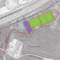 Freshkills Park Anchor Park Concept Diagram