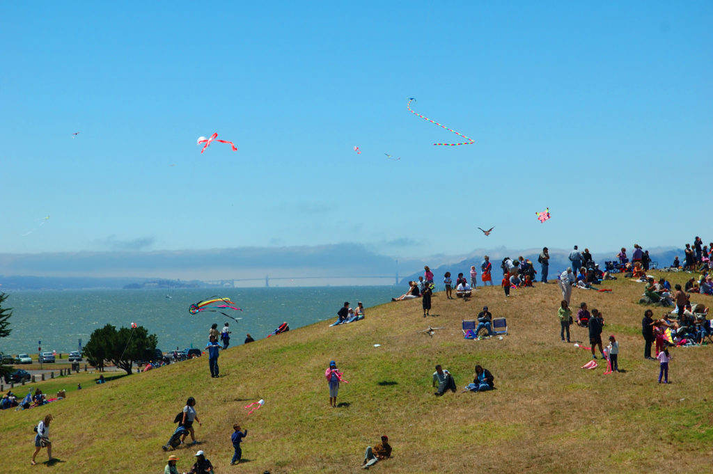 Image courtesy of www.highlinekites.com