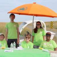 Volunteer at Discovery Day