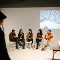 Freshkills Park's NADA Presents panel discussion. Photo: Natalie Conn.