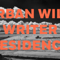 Urban Wild Writer Residency