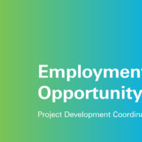 Project Development Coordinator