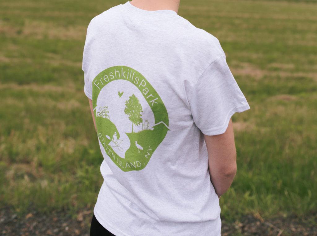 Freshkills Park t-shirt