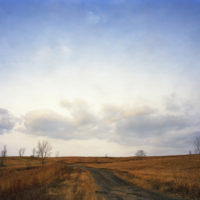 © 2019 Jade Doskow, Interior Road Encircling South Mound, Early Winter, Freshkills