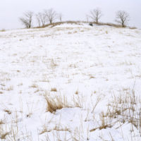 © 2019 Jade Doskow, North Mound, Winter